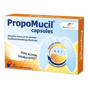 PropoMucil kapsuly 20ks