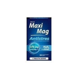 Zdrovit MaxiMag ANTISTRES Mg 375 mg+ B6 s extraktom chmeľu 30tbl