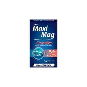 Zdrovit MaxiMag CARDIO Mg 375 mg + B6 s extraktom z hlohu a srdcovníka 30ks
