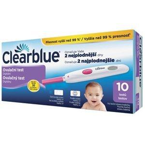 Ovulačný test Clearblue digitálny 1x1 set