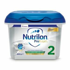 Nutrilon 2 ProFutura Následná mliečna dojčenská výživa v prášku 800g
