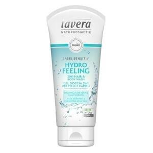 Lavera Basis Hydratujúce osvieženie 2v1 - sprchový gél na telo aj vlasy 200ml