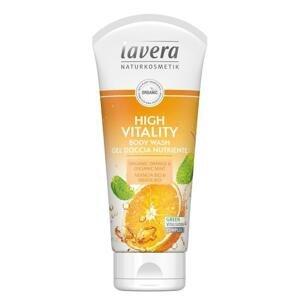 Lavera Sprchový gél high vitality 200ml