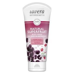Lavera Sprchový gél natural superfruit 200ml
