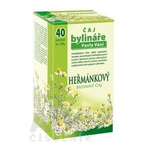 APOTHEKE VÁŇA ČAJ RUMANČEKOVÝ bylinný čaj 40x1 6 g