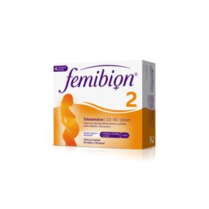 Femibion 2 Tehotenstvo 28 tabliet + 28 kapsúl