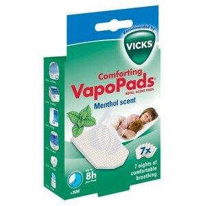 VICKS VAPOPADS Mentolové vankúšiky do zvlhčovačov
