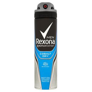 Rexona Antiperspirant ve spreji Men Motionsense Cobalt Dry 150ml