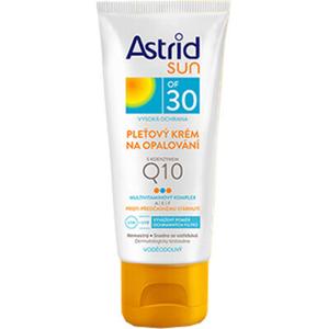 Astrid Pleťový krém na opaľovanie s koenzýmom Q10 OF 30 50ml