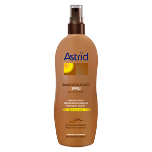 Astrid Samoopaľovací sprej 150ml