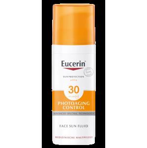 Eucerin SUN PHOTOAGING CONTROL SPF 30 na tvár emulzia na opaľovanie 50ml