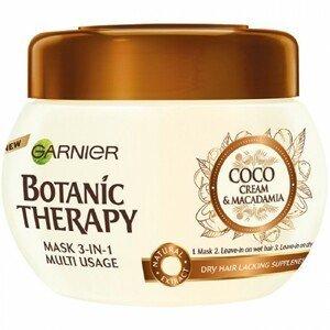 Garnier Vyživujúca a zvláčňujúca maska na vlasy Botanic Therapy (Coco Milk & Macadamia Mask) 300 ml