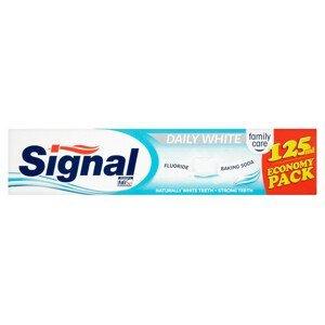 Signal Family Daily White Zubná pasta 125ml