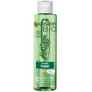 Garnier Bio skrášľujúca pleťová voda s bio tymianovým esenciálnym olejom 150ml