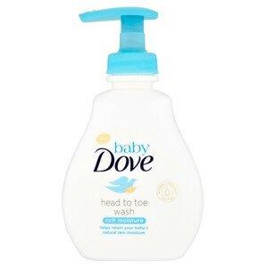 Baby Dove umývací gél Rich Moisture 200ml