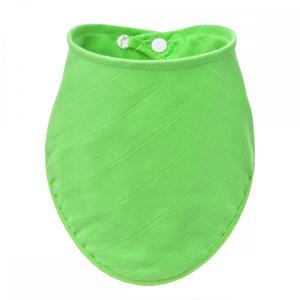 T-Tomi BIO Bambusový slintáčik, zelený 27 x 42 cm, 1ks