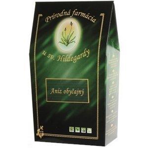 Prír. farmácia ANÍZ OBYČAJNÝ plod bylinný čaj 40 g