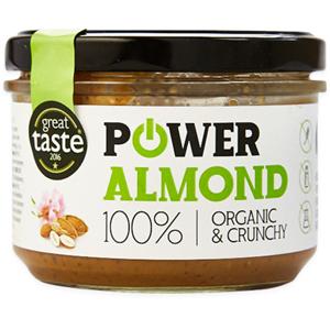POWERLOGY POWER Almond BIO 200g