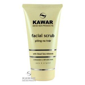 Kawar Peeling na tvár s minerálmi z Mŕtveho mora 150ml