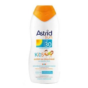 Astrid Dětské mléko na opalování OF30 Sun 200ml