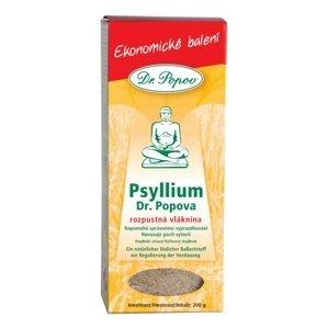 DR. POPOV PSYLLIUM rozpustná vláknina 200 g