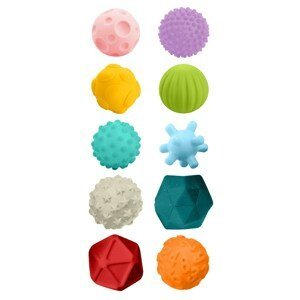 Bayo Sada senzorických hračiek 10ks