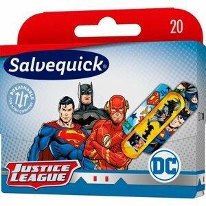 Salvequick Justice League Náplasť pre deti, 20 ks
