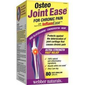 Webber Naturals Osteo Kĺbová podpora pre chronickú bolesť kĺbov 80tbl