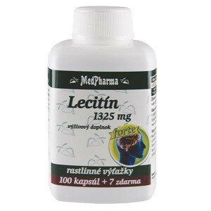 MedPharma Lecitín Forte 1325mg 100+7kapsúl zadarmo