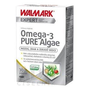 Walmark Omega 3 Pure Algae 30cps