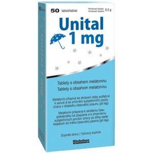 Vitabalans Unital 1mg 50 tabliet
