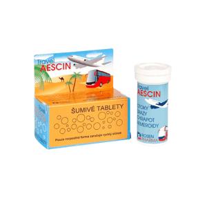 Rosen Travel Aescin 7 šumivých tabliet