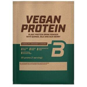 BiotechUSA Vegan Protein čokoláda-škorica 25g
