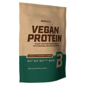 BiotechUSA Vegan Protein lesné plody 500g