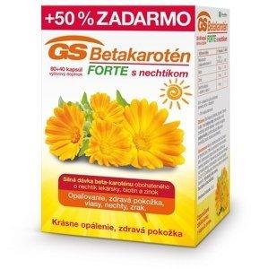 GS Betakarotén FORTE s nechtíkom 80+40cps