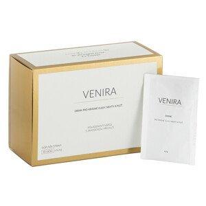 Venira drink - kolagénový nápoj pre vlasy, nechty a pleť 6,3gx30 sáčkov príchuť jahoda