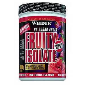 Weider Protein Fruity Isolate, 908g - červené ovocie