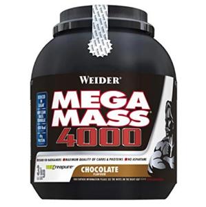 Weider Gainer Giant Mega Mass 4000, 3000g - čokoláda