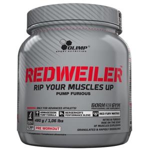 Olimp Redweiler, 480 g - red punch