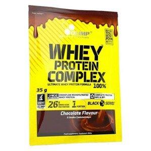 Olimp Whey Protein Complex 100%, 35g (1 dávka) - čokoláda
