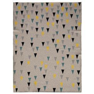 Petite&Mars Deka Harmony Happy Triangles 80x100cm