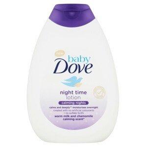 Baby Dove Telové mlieko Calming Nights 400ml