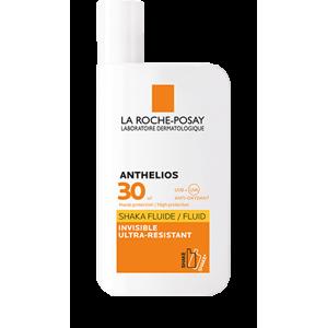 LA ROCHE-POSAY ANTHELIOS SHAKA FLUID SPF30 ultrafluidný opaľovací krém 50ml