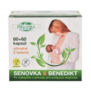 ORGANIKA Senovka & Benedikt 2x60 cps, 1x1 set