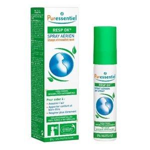 Puressentiel Sprej na lepšie dýchanie 18 esenciálnych olejov - 20ml