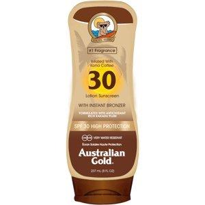 Australian Gold Lotion + Bronzer SPF30 237ml