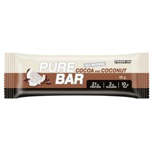Prom-in Pure Bar kakao s kokosom 65 g