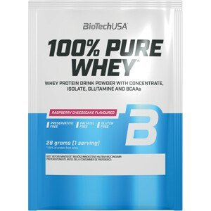 BiotechUSA 100% Pure Whey 28 g - slaný karamel