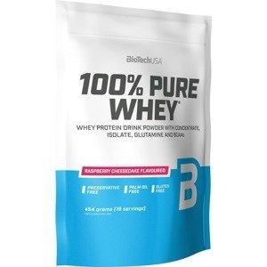 BiotechUSA 100% Pure Whey 454 g - biscuit