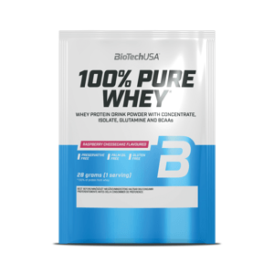 BiotechUSA 100% Pure Whey 1000 g - bez príchute